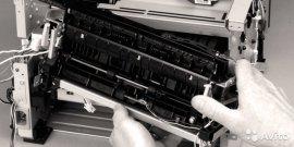 Ремонт лазерных принтеров HP