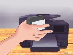 Изображение с названием Replace an Ink Cartridge in the HP Officejet Pro 8600 Step 5